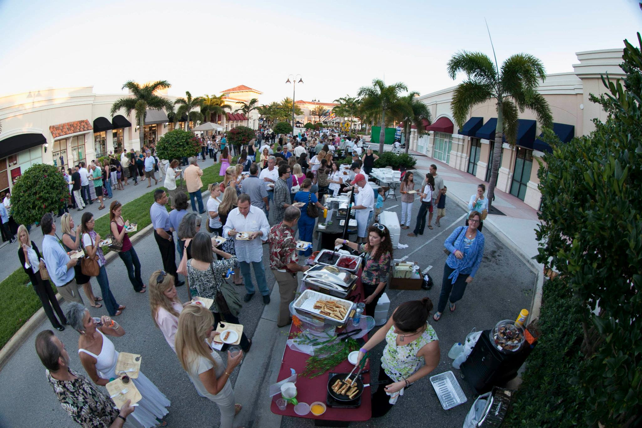 Legacy Place Food and Wine Festival 2012!