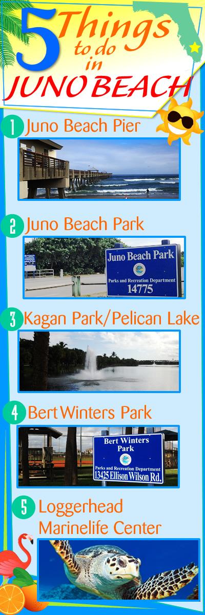 Juno Beach Waterfront Restaurants