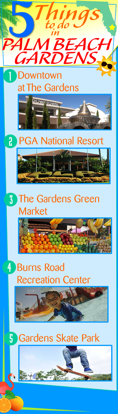 5 Things To Do In Palm Beach Gardens Florida