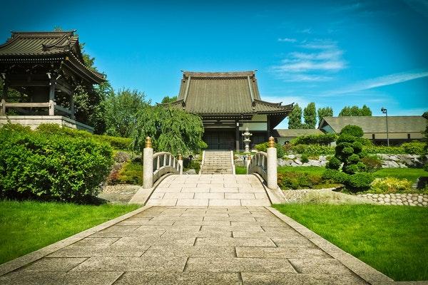 Sushi & Stroll at Morikami Japanese Gardens