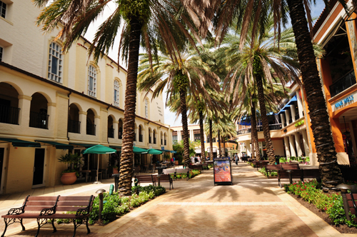 City Place In West Palm Beach Is