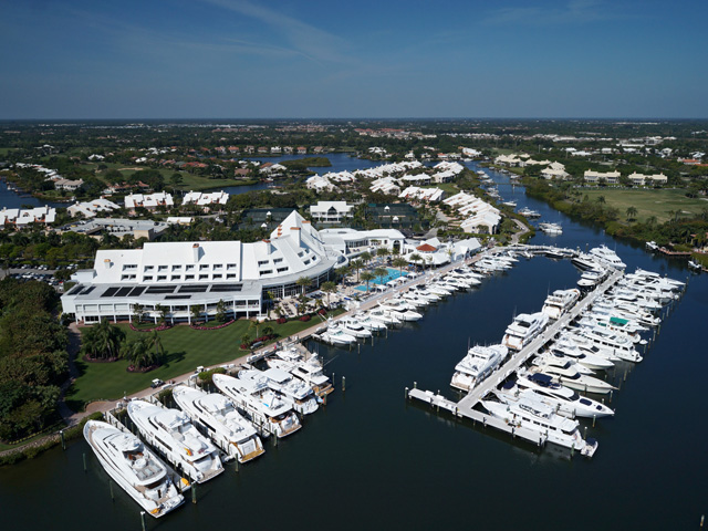 The Admirals Cove Country Club and Marina
