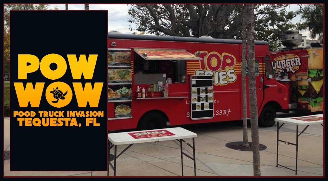Tequesta Food Truck Invasion