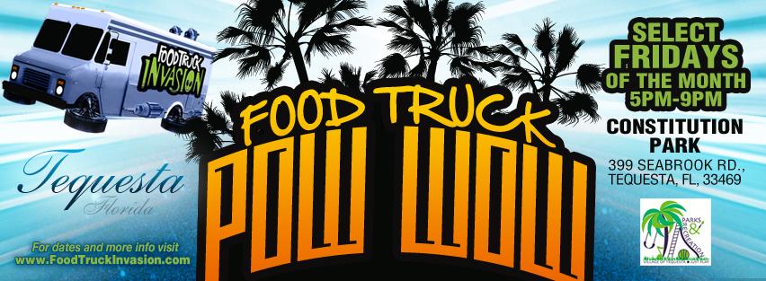 Tequesta Food Truck Pow Wow