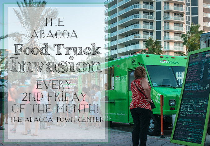 Abacoa Food Truck Invasion