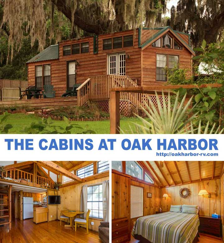The Cabins at Oak Harbor