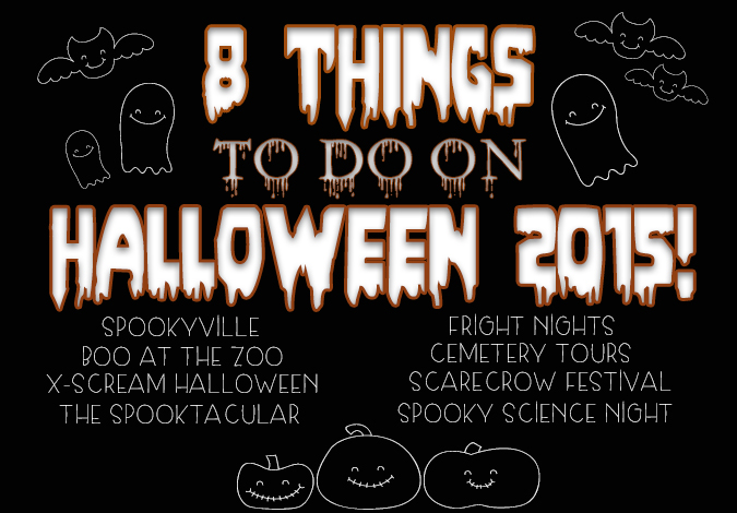 8 Things To Do On Halloween For 2015