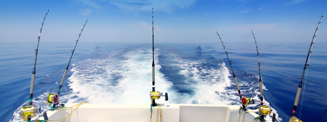 Deep Sea Fishing in the Mike Schmidt Tournament