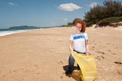 Keep Our Beaches Clean!