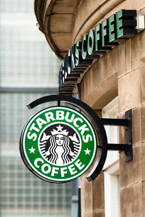 Starbucks Delvery
