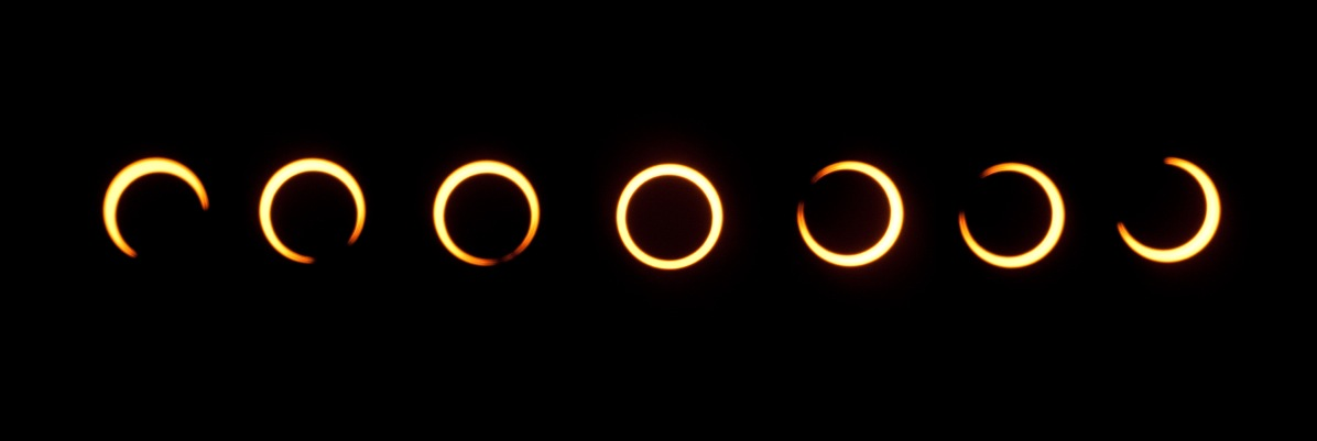 RING OF FIRE TO OCCUR NEXT WEEK!