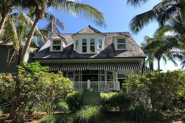The Oldest House In Palm Beach