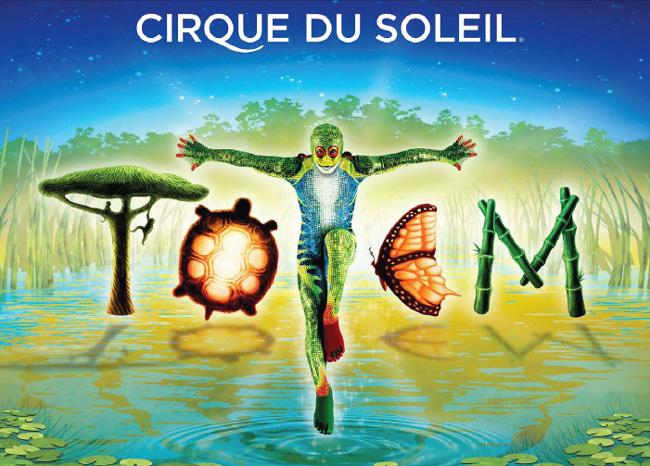 Cirque Du Soleil: Totem Miami