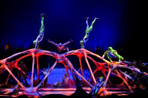 Cirque Du Soleil's New Production: Totem
