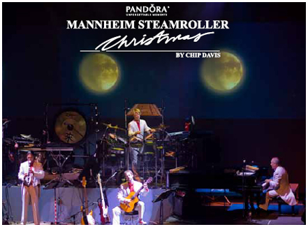 The Mannheim Steamroller Show
