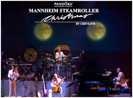 The Mannheim Steamroller Show