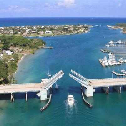 The Jupiter Inlet