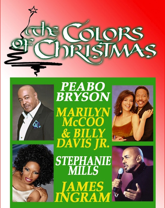 The Colors of Christmas!