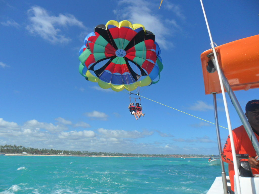 PARASAILING in ...