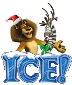 Madagascar on Ice!