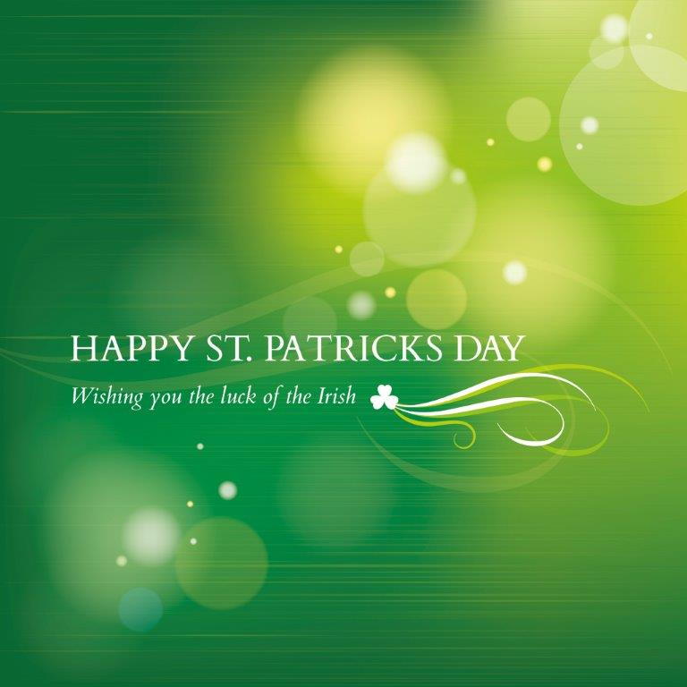 Get your green on happy st patricks day St patrick s church palm beach gardens