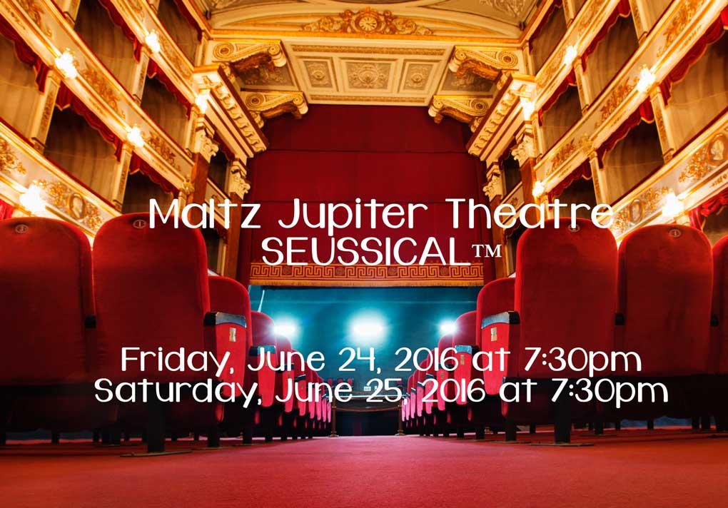 Maltz Jupiter Theatre SEUSSICAL