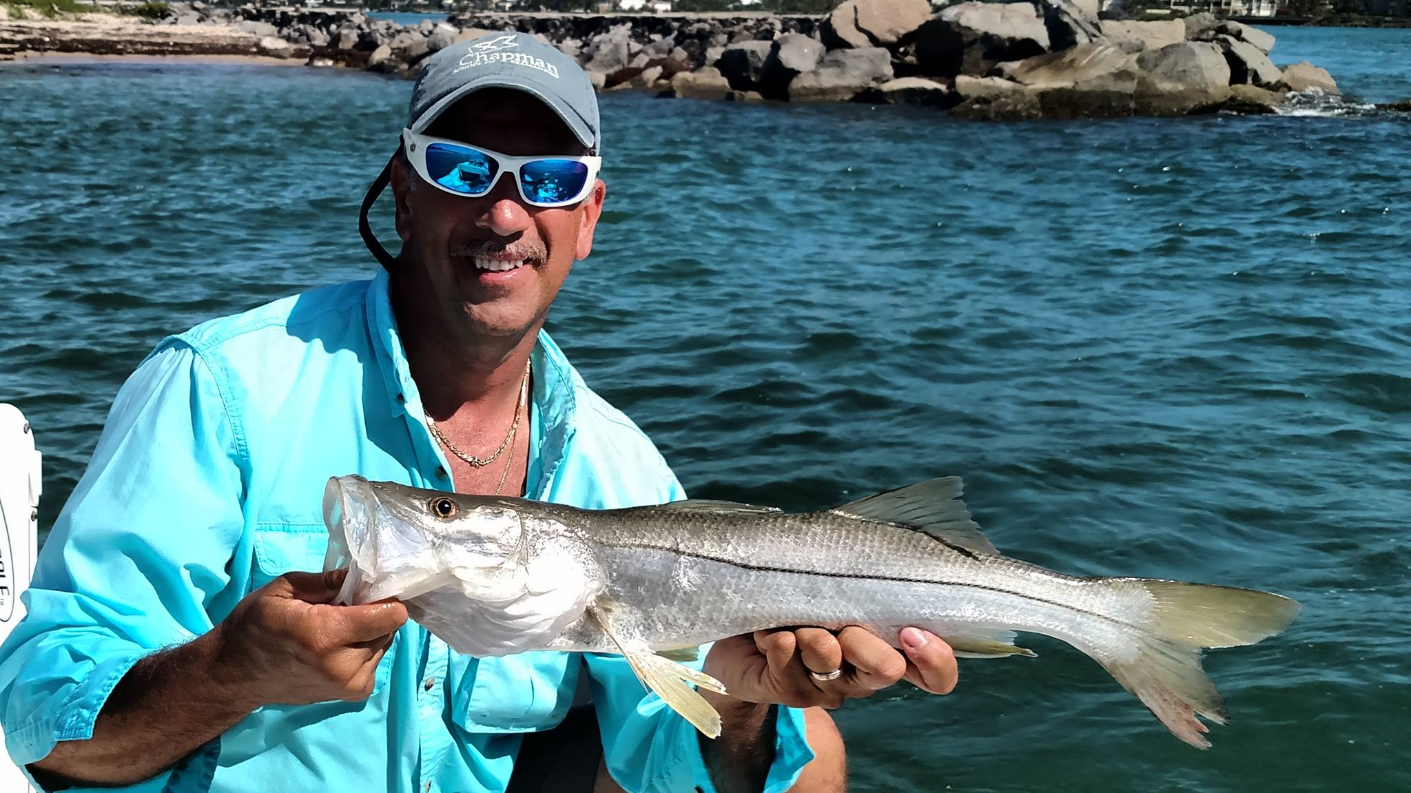 Waterfront properties real estate news information for Fishing for snook